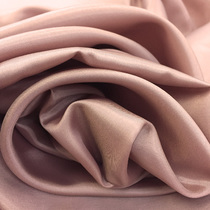 Подкладка вискозная разбеленого розово-терракотового цвета