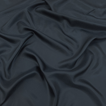 Подкладка 100% купро средне-синего цвета