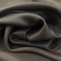 Подкладка 100% купро серо-бежевого цвета
