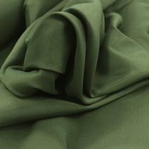 Подкладка стрейч цвета зеленых оливок