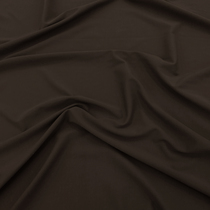 Джерси вискозное шоколадного цвета