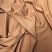 Джерси вискозное стрейч песочно-терракотового цвета