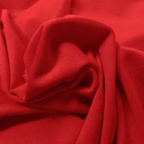 Джерси вискозное стрейч красного цвета