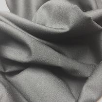 Шерсть костюмная тонкая серо-голубая