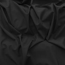 Шерсть костюмная тонкая  черная
