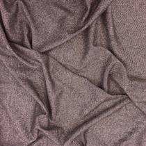 Твид костюмный стрейч серо-бордовая кашка