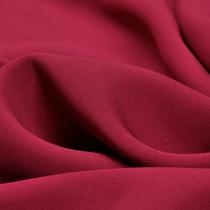 Поливискоза костюмная ярко-бордовая