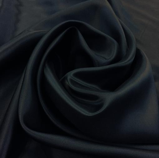 Подкладка вискозная черного цвета