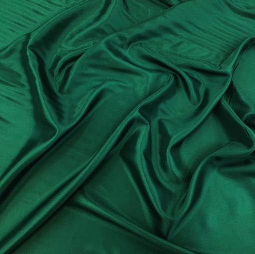 Подкладочная ткань ярко-зеленого цвета из вискозы