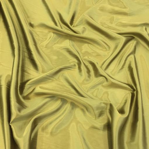 Подкладочная вискозная ткань хамелеон оливково-желтый