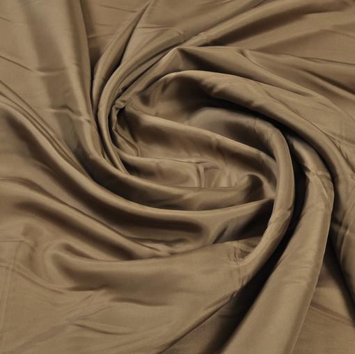 Вискозный подклад светло-коричневого цвета