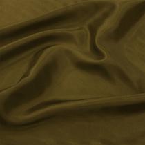 Подкладка вискозная светло-золотисто-болотного цвета