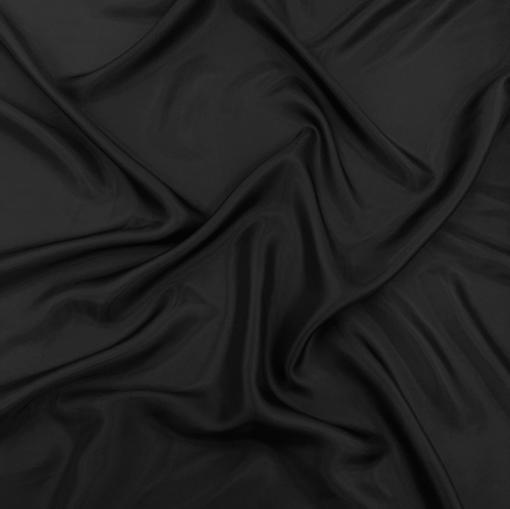 Подклад вискозный черного цвета