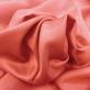 Подкладка вискозная кораллового цвета
