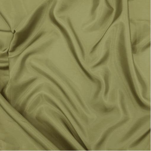 Подкладка вискозная темно-оливкового цвета