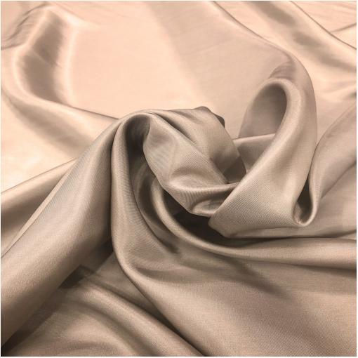 Подкладка вискозная розово-бежевого цвета