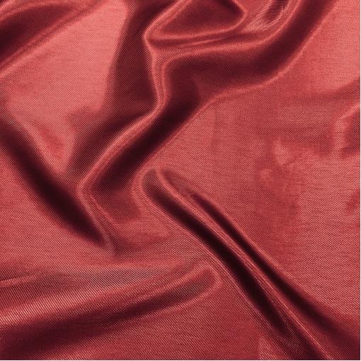 Подкладка вискозная диагональ кроваво-красного цвета