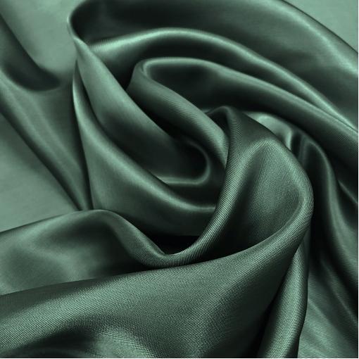 Подкладка вискозная цвета пыльная тенистая ель
