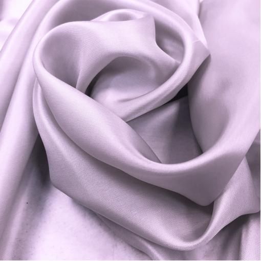 Подкладка вискозная тонкая разбелённо-сиреневого цвета