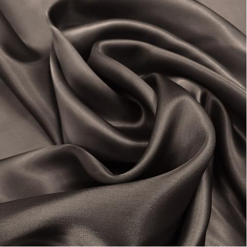 Подкладка вискозная цвета горького шоколада