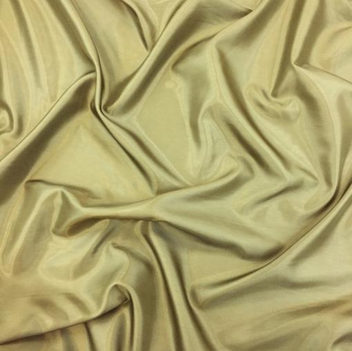 Подкладка 100% купро золотисто-оливкового цвета