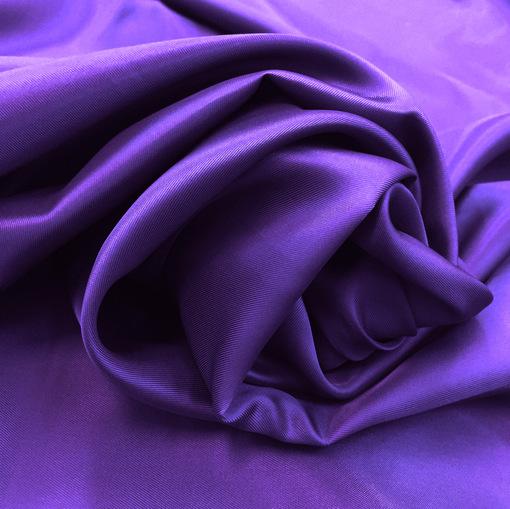 Подкладка 100% купро фиолетового цвета