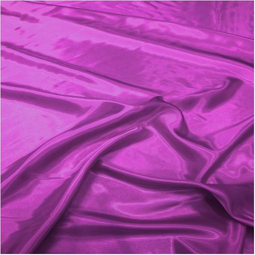 Подкладка вискозная диагональ цвета яркой сиреневой фуксии
