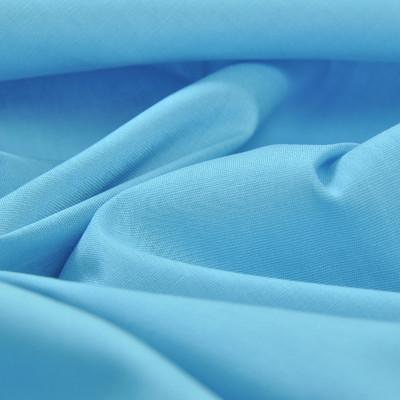Рубашечный хлопок небесно-голубого цвета