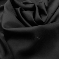Подкладка жаккардовая Hugo Boss черного цвета
