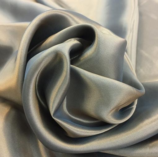 Подкладка хамелеон бронзово-золотистого цвета с бирюзовым отливом