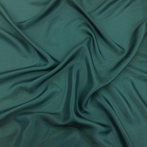 Подкладка стрейч цвета темной морской волны