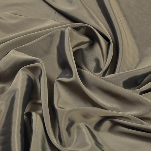 Подкладка вискозная оливкового цвета