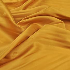 Вискозная подкладочная ткань золотисто-коричневого цвета