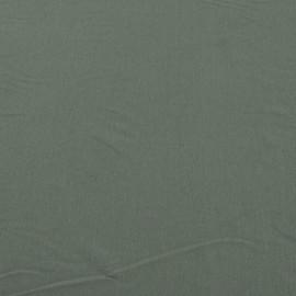 Шелковистый тонкий вискозный джерси болотно-травяного цвета