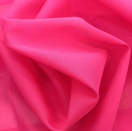 Хлопок тонкий батист красно-розового цвета