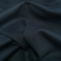 Трикотаж хлопок стрейч серо-голубого цвета