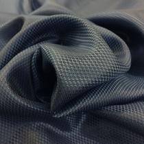 Подкладка жаккардовая Hugo Boss темно-синие ромбики