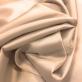 Подкладка стрейч бежево-айвори цвета