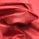 Подкладка вискозная жаккардовая плотная с логотипами Max Mara ярко-красного цвета