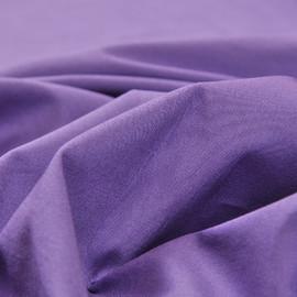 Ткань рубашечная сиренево-фиолетового цвета