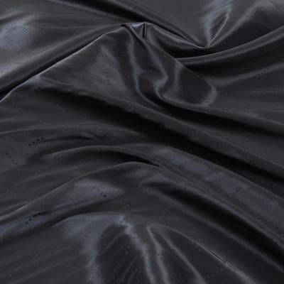 Темно-синяя стрейч-подкладочная ткань Hugo Boss
