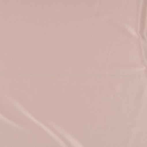 Атлас стрейч розового цвета