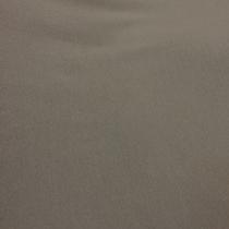 Трикотаж шерстяной серо-бежевого цвета