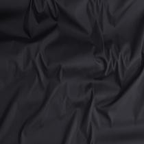 Хлопок рубашечный тонкий стрейч сине-черного цвета
