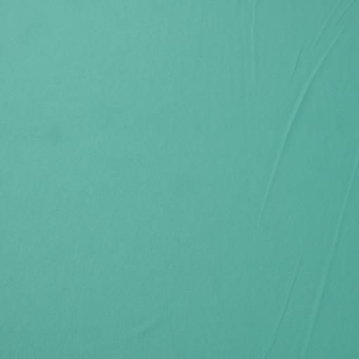 Вискоза плательная не прозрачная темно-зеленая