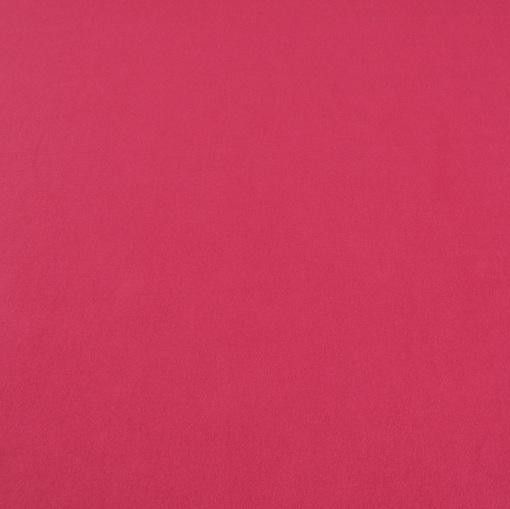 Вискоза с начесом  малинового цвета на толстовки