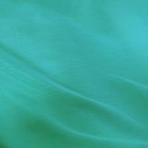 Муслин хлопок с шелком бирюзового цвета