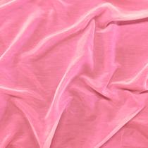 Муслин хлопок с шелком ярко-розового цвета