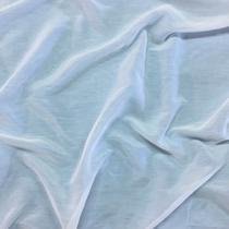 Муслин хлопок с шелком небесно-голубого цвета