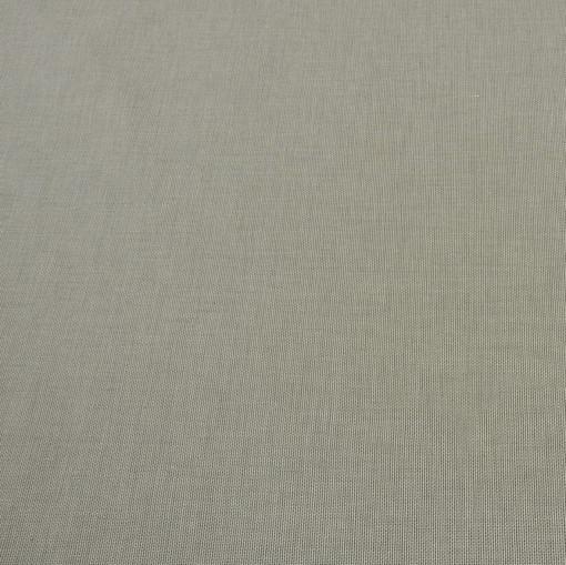 Костюмная хлопковая ткань серого цвета